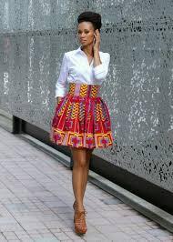 African Skirt Pattern