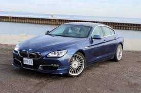 BMW Convertible fastest bmw model : The 2015 BMW Alpina B6: Meet the fastest in the Gran Coupe family ...