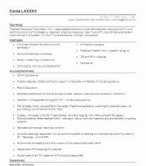 Maintenance Technician Resume Aircraft Technician Resume Maintenance
