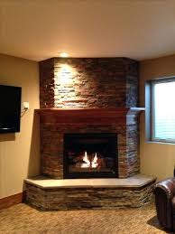 corner gas fireplace attractive inspiration ideas basement fireplace best images on small corner ventless gas fireplace