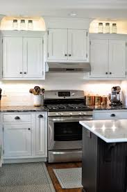 Lights Above Kitchen Cabinets 197 Best Images About For The Home On Pinterest White Shaker