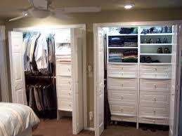 Decorations:Adorable Attic Closet Idea With Mirror Wall And Wooden Floor  Ideas Attic Closet Organization