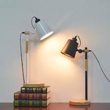 2018 american table light flexible swing arm desk lamp arm folding study book reading light e27 holder dimmer switch from mrmore 63 55 dhgate com