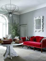 red and grey living room walls red sofas design under modern style living room combined with red and grey