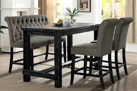furniture iii counter height dining table set chairs bench high with stools and rectangular piece breakfast dinette sets farmhouse pub top round ikea