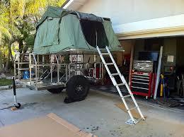 4x4 trailer frame tent 4x4 trailer turn tent test leitner trailer build 3 leitner trailer build 1
