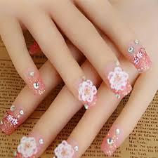 299 Nehtové Tipy Umělé Nehty Nail Art Salon Design Make Up Kosmetické