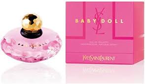 <b>Yves Saint Laurent Baby Doll</b> Eau De Toilette Spray for Her 30ml ...