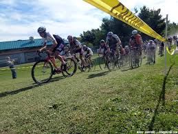 Cyclocross Course Design Raring To Go With Race Tape Interview With Course Designer
