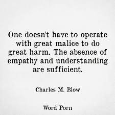 Empathy Quotes Impressive Absence Of Empathy And Understanding Quote Well SaidWell