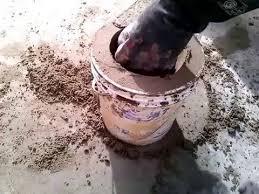 Cómo Hacer Jardineras Con Bloques De Hormigón  Ideas CasasComo Hacer Un Macetero Grande De Cemento