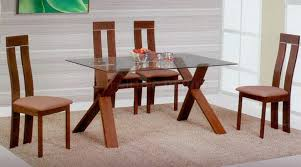adorable glass topped dining table and chairs wood top dining table round glass top dining table wood base
