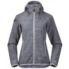 Купить <b>Куртка Bergans Hareid</b> женская флисовая, Alu Mel по ...