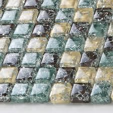 Small Picture Wholesale Vitreous Mosaic Tile Crystal Glass Backsplash Washroom