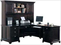 office desk hutch com cabot l shaped with and 6 cube bookcase