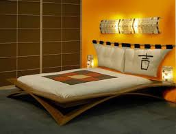 Image Wood Traditionally Japanese Bed Frames Will Be Very Simple And Low To The Ground Home Design Interiors Helpful Tips For Choosing The Best Japanese Bed Frames Home Design