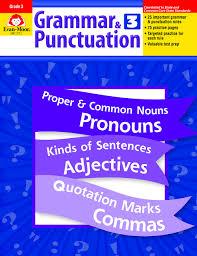 Grammar Punctuation Amazon Com Grammar And Punctuation Grade 3 9781557998477