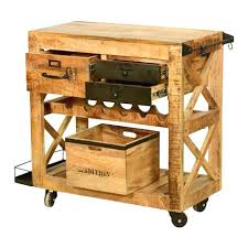 mobel solid oak console. Wine Racks: Oak Rack Furniture Solid Rustic Rolling Wood Mobel Console