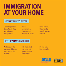 Know Your Rights: Before, During and After Immigration Raids ...