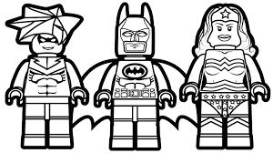 Easy Lego Coloring Pages Sleekadscom