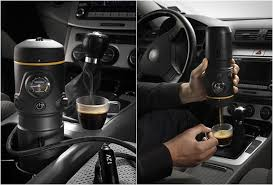 Portable Coffee Brewer