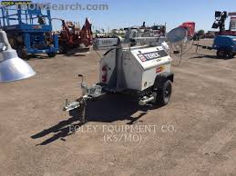 2015 Genie Rl4 Light Tower For Sale In Wichita Ks Ironsearch