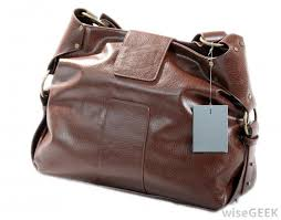 faux leather may be used to make handbags