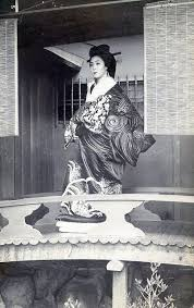 1910年の吉原の遊女 Japaaan 明治大正戦前の日本風俗 芸妓芸者