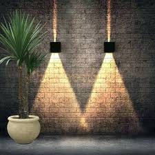 Image Exposed Brick Brick Wall Lights Wonderful Industrial Wall Lamp Industrial Wall Lamp Vase With Plant And Brick Wall Andifitsrealcom Brick Wall Lights Andifitsrealcom