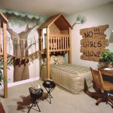 Kids treehouse inside Little Kid Kids Bed Rooms Gorgeous Children Beds With Playground Children With Regard To Treehouse Bedroom Nelson Treehouse Bedroom Mdaa Creates Elevated Bedroom