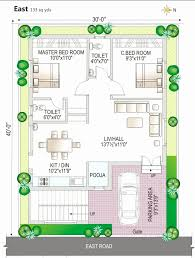 30x40 house plans india luxury house plan house plan design 30x40 east facing site homes zone