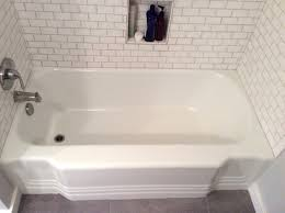 how much does it cost to refinish a cast iron bathtub