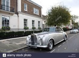 Rolls Royce Stock Chart 1958 Rolls Royce Silver Cloud Parked On Eaton Place