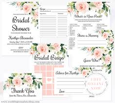 Printable Shower Chart Printable Wedding Invitations Programs Reception Seating