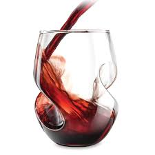 unique design unique stemless wine glasses aerating stemless wine glasses the green head