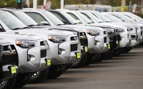 Image result for vehicle sales down