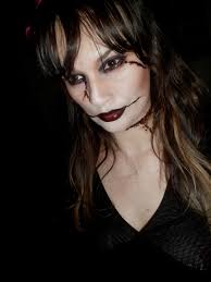 special effects make up vire vire gothic eye makeup