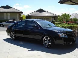 Toyota Avalon 2006 Black - image #185