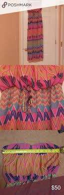 City Studio Dress Size Chart City Studio Maxi Dress Measurements Are In The Photos Brand