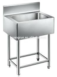 mercial Kitchen Sinks Used Stainless Steel Kitchen Sink