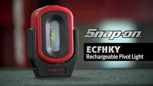 Snap On Light Rechargeable Pivot Light Ecfhky Snap On Tools