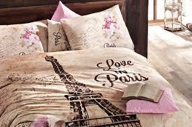100 turkish cotton ranforce paris eiffel tower theme themed full paris eiffel tower comforter set