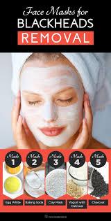 Good face masks for blackheads