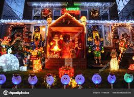 Dyker Heights Christmas Lights Tour 2017 Brooklyn New York December 2017 Dyker Heights Christmas