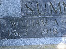 William Alexander Summers (1862-1918) - Find A Grave Memorial