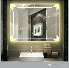 Bathroom mirrors and lighting ideas Led Bathroom Mirror Lighting Online Cheap Luxury Decorative Wall Mirrors Led Make Up Mirrors Bathroom Vanity Mirror Blazen Kennels Bathroom Mirror Lighting Online Cheap Luxury Decorative Wall Mirrors