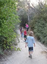 get out and enjoy nature our life with ll kids dimple dell nature park