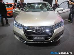 new car launches europe 2015Honda India To Launch Ninth Generation Accord In 2015