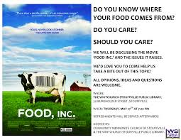 community voices food inc food inc