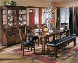 Ashley Furniture Kitchen Table Signature Design By Ashley Furniture Larchmont Rectangular